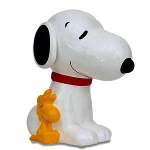 Peanuts Snoopy bank.  New!